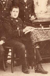 Guillaume Apollinaire al Collège Saint-Charles a Monaco