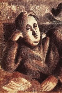 Ritratto di Guillaume Apollinaire