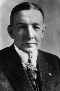 Charles Dawes (1865-1951), 1930: statista e finanziere americano