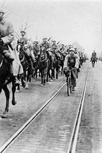 Occupazione della Ruhr da parte delle truppe francesi e belghe nel 1923