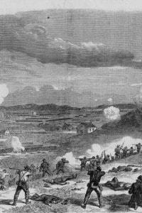 Guerra civile americana - Battaglia di Fredericksburg, 1862