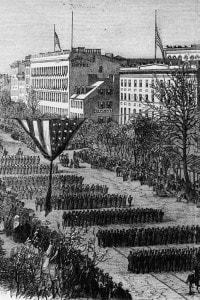 I funerali di Abraham Lincoln