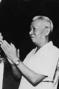 Liu Shao-chi (1898-1968)