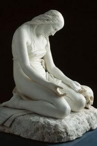 Maddalena penitente di Canova