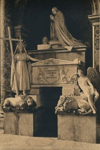 Monumento funerario di Clemente XIII