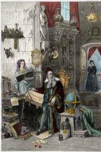 Caterina de' Medici e l'astrologo Nostradamus