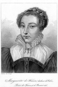 Margherita di Valois: figlia di Caterina de' Medici