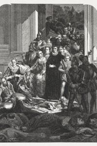 Il massacro di San Bartolomeo