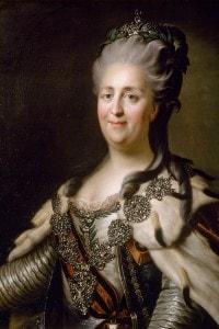 Caterina II di Russia (1729-1796)