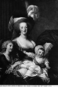 Maria Antonietta e i suoi figli