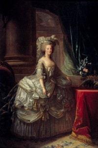 Ritratto di Maria Antonietta (1755-1793)