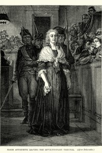 Processo di Maria Antonietta