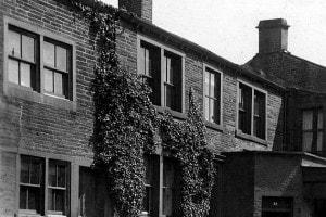 Casa natale di Charlotte e Anne Bronte