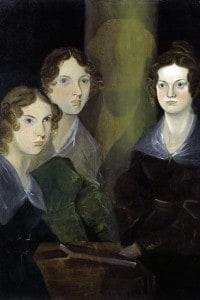 Ritratto delle sorelle Bronte: opera di Patrick Branwell Brontë