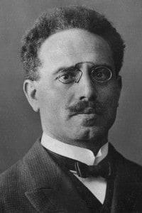 Karl Liebknecht. Fondò con Rosa Luxemburg la Lega di Spartaco
