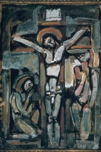 Crocifissione di Georges Rouault