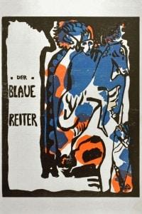 Der Blaue Reiter, 1914