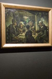 I mangiatori di patate di Van Gogh
