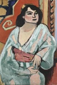 L'Algerina di Henri Matisse