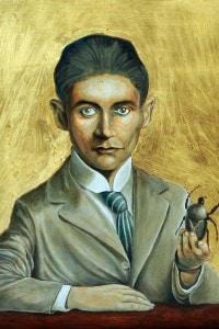 Ritratto di Franz Kafka