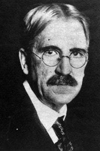 John Dewey (1859-1952), 1920: filosofo americano