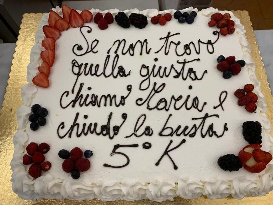 Maturità: le torte più divertenti