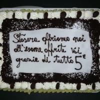 Le torte della maturità 2019
