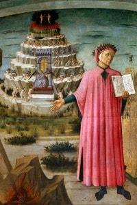 Dante Alighieri di Domenico di Michelino