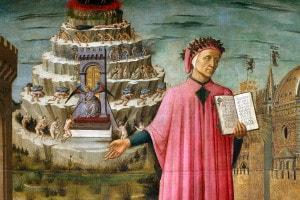 Dante Alighieri, autore della Divina Commedia