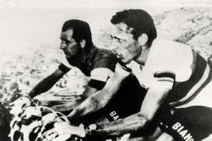 Gino Bartali, protagonista della traccia di tipologia C su sport e storia
