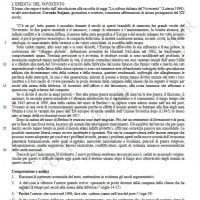 Tipologia B3 su Corrado Stajano. Analisi e produzione di un testo argomentativo, traccia prima prova 2019