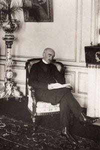 Henri Bergson (1859-1941), filosofo francese nato a Parigi