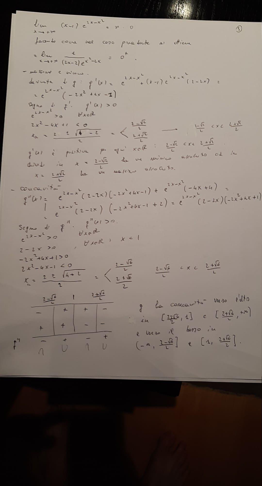 Soluzione problema di Matematica per lo Scientifico ...