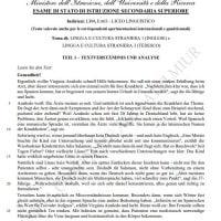 Traccia tedesco liceo linguistico seconda prova maturità 2019