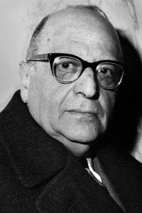 Max Horkheimer, 1960