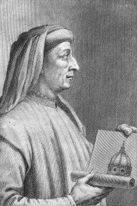 Filippo Brunelleschi (1377-1446). Architetto, orafo e scultore italiano
