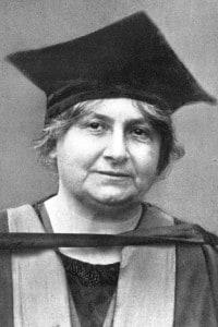 Maria Montessori, 1926