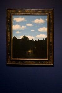 L'impero delle luci di Magritte