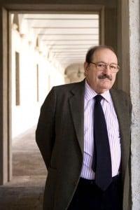 Umberto Eco. Camogli, 12 settembre 2015