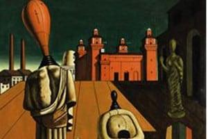 Le muse inquietanti, di Giorgio De Chirico