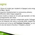 Borse di studio per la Spagna
