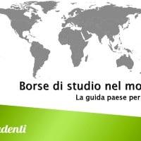 Borse di studio nel mondo
