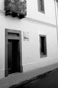 Casa Gramsci di via Umberto a Ghilarza, in Sardegna: qui il filosofo e scrittore visse tra il 1898 e il 1914