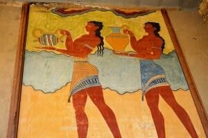 L'arte cretese: riassunto e caratteristiche
