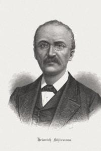 Heinrich Schliemann (1822-1890): imprenditore e archeologo tedesco
