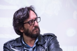 Daniele Vicari, regista e direttore artistico della Gian Maria Volonté