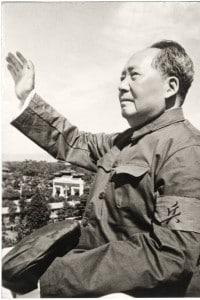 Il Presidente Mao Zedong, 1963 (1893-1976): fondatore della Repubblica popolare cinese