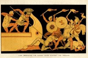 Iliade, illustrazione