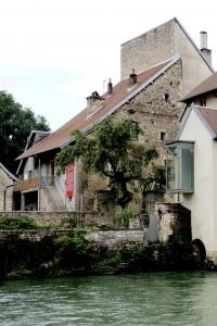 Museo Gustave Courbet e luogo di nascita dell'artista francese a Ornans