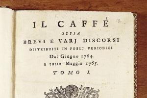 Il Caffè, rivista letteraria illuminista: riassunto